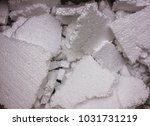 texture of thermal insulating... | Shutterstock . vector #1031731219