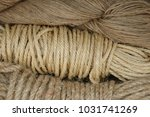 brown rope background | Shutterstock . vector #1031741269