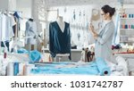 beautiful woman fashion ... | Shutterstock . vector #1031742787