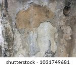 old concrete wall | Shutterstock . vector #1031749681