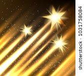 stars growing takeoff... | Shutterstock .eps vector #1031758084