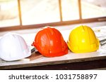 safe working concept   safety... | Shutterstock . vector #1031758897