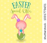 greeting cards with cute easter ...