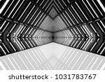 design of architecture metal... | Shutterstock . vector #1031783767