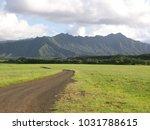 hawaiian landscapes  kauai ...   Shutterstock . vector #1031788615