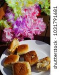 hawaiian birthday party   Shutterstock . vector #1031791681