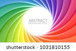 colorful rainbow swirl vector...