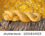 Yellow Raw Silk Not Yet...