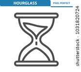 hourglass icon. professional ...   Shutterstock .eps vector #1031820724