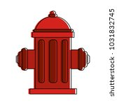 water hydrant icon image | Shutterstock .eps vector #1031832745
