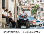 taxco  mexico   march 3  2012 ... | Shutterstock . vector #1031873959