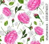 handwork watercolor...   Shutterstock . vector #1031876017