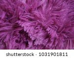 Close Up Of Pink Fur  Lilac Fu...