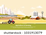 agriculture and farming....
