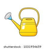 watering can isolated | Shutterstock .eps vector #1031954659