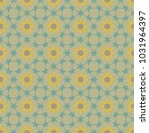 seamless arabic pattern with...   Shutterstock .eps vector #1031964397