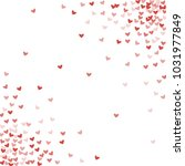 heart red pattern which... | Shutterstock .eps vector #1031977849
