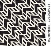 vector seamless zigzag line...   Shutterstock .eps vector #1032029395