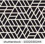 vector seamless pattern. modern ...   Shutterstock .eps vector #1032030244