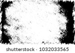 grunge background of black and... | Shutterstock .eps vector #1032033565