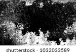 grunge background of black and... | Shutterstock .eps vector #1032033589