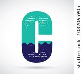 letter c logo icon design... | Shutterstock .eps vector #1032065905