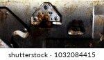metal background of natural...   Shutterstock . vector #1032084415