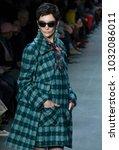 new york  ny   february 12 ...   Shutterstock . vector #1032086011