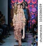 new york  ny   february 12 ... | Shutterstock . vector #1032086059