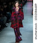 new york  ny   february 12 ...   Shutterstock . vector #1032086689