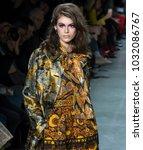 new york  ny   february 12 ...   Shutterstock . vector #1032086767