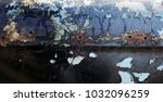 metal background of natural...   Shutterstock . vector #1032096259