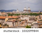 my trip to fabulous italy.... | Shutterstock . vector #1032099844