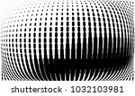 abstract monochrome halftone... | Shutterstock .eps vector #1032103981