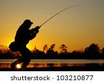 A Fisherman Fight Against A...