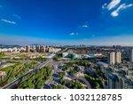 nanjing urban architectural...   Shutterstock . vector #1032128785