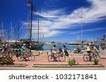 kos island  dodecanese  aegean... | Shutterstock . vector #1032171841