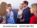 nice time together. blurred... | Shutterstock . vector #1032186781