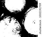ink print distress background . ... | Shutterstock .eps vector #1032192709