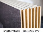 samples of laminate and parquet ... | Shutterstock . vector #1032237199