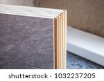 samples of laminate and parquet ... | Shutterstock . vector #1032237205