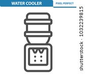 water cooler icon. professional ... | Shutterstock .eps vector #1032239815