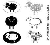 oveja,rebaño,pelusa,cordero,ganado