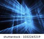 fractal art   computer image ...   Shutterstock . vector #1032265219