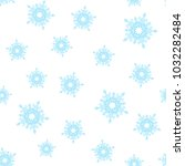 seamless pattern with... | Shutterstock . vector #1032282484