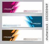 vector design banner... | Shutterstock .eps vector #1032303469