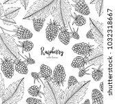 hand drawn illustration of...   Shutterstock .eps vector #1032318667