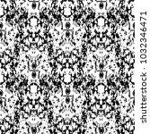 blots seamless pattern. vector... | Shutterstock .eps vector #1032346471
