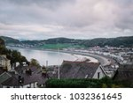 landscape in a cloudy day | Shutterstock . vector #1032361645