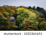 landscape in a cloudy day | Shutterstock . vector #1032361651